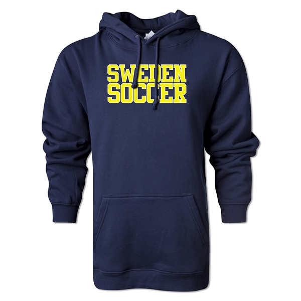 Sweden Soccer Supporter Hoody (Navy)