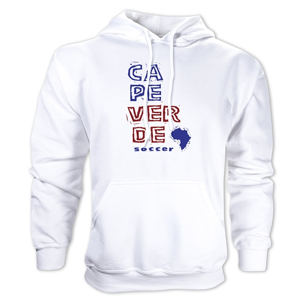 Cape Verde Country Hoody (White)