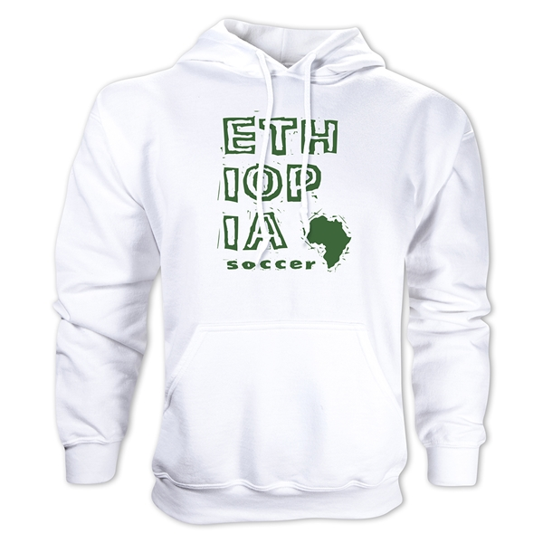 Ethiopia Country Hoody (White)
