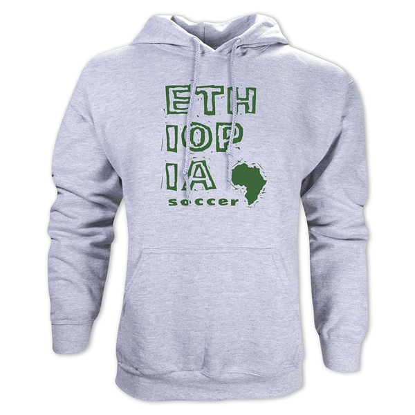 Ethiopia Country Hoody (Gray)