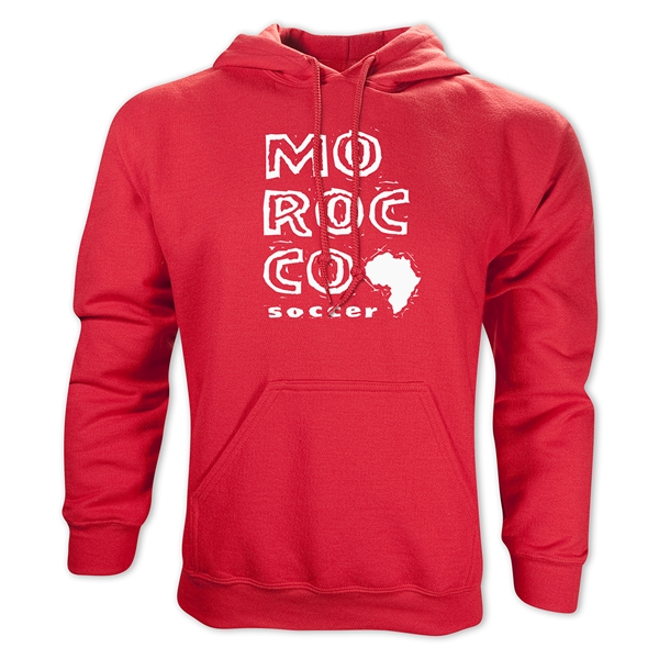 Morocco Country Hoody (Red)