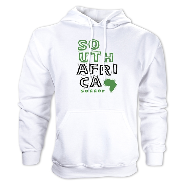 South Africa Country Hoody (White)