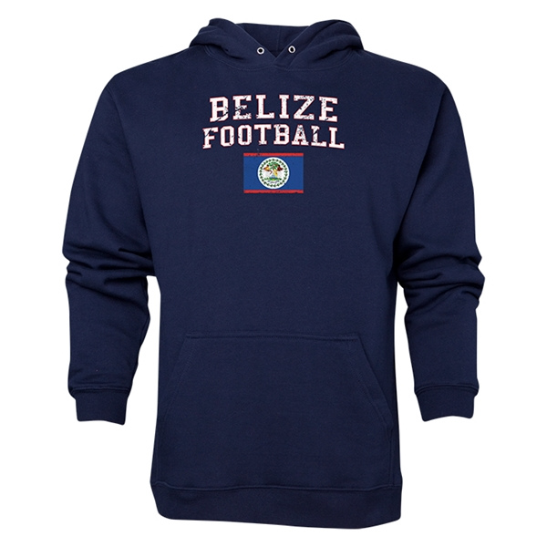 Belize Football Hoody (Navy)