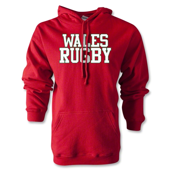 Wales Rugby Country Hoody