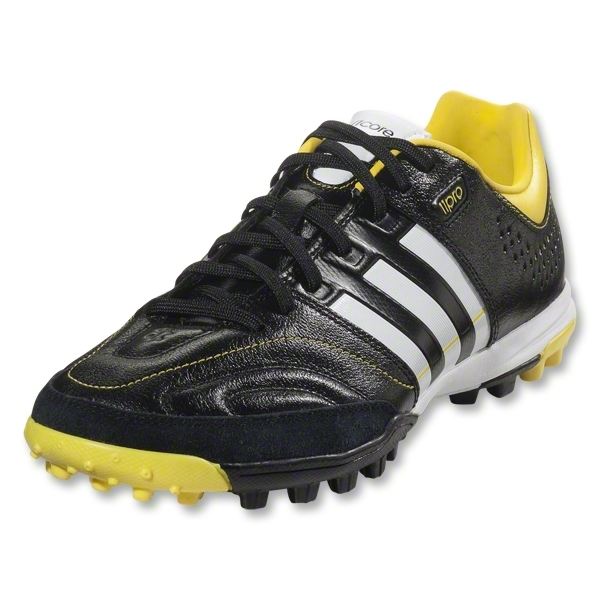 adidas 11Core TRX TF (Black/Running White/Vivid Yellow)