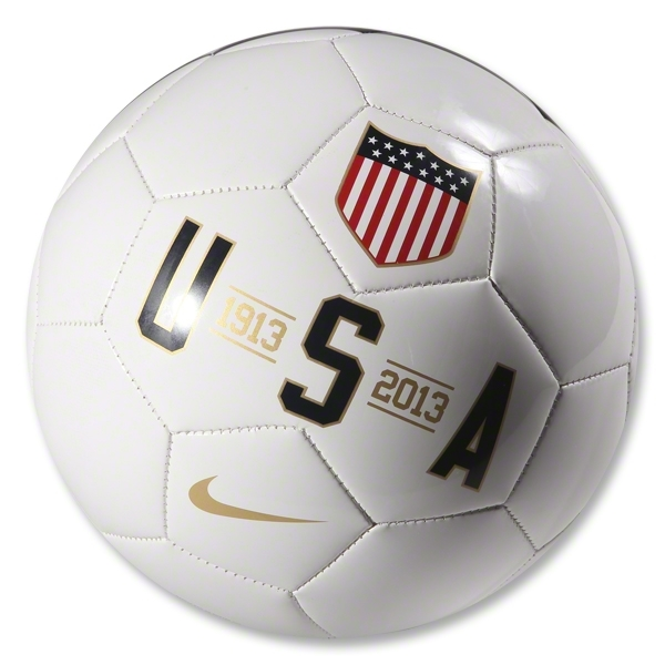 USA Centennial Supporter Soccer Ball