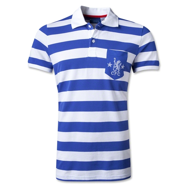 Chelsea Originals Stripe Polo