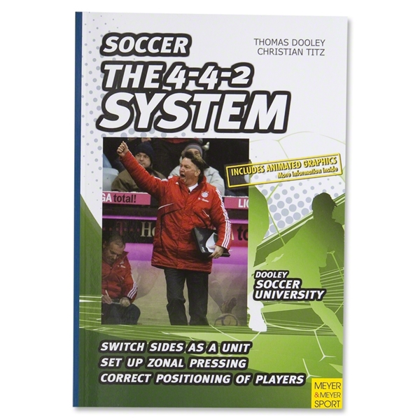 Soccer-The 4-4-2- System