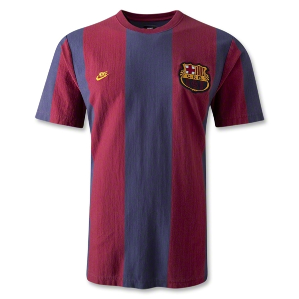 Barcelona Vintage 73 Throwback Jersey