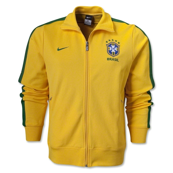 Brazil Authentic N98 Jacket (Yellow)