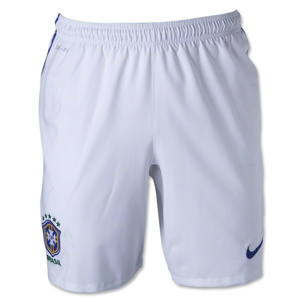 Brazil 2013 Away Soccer Short