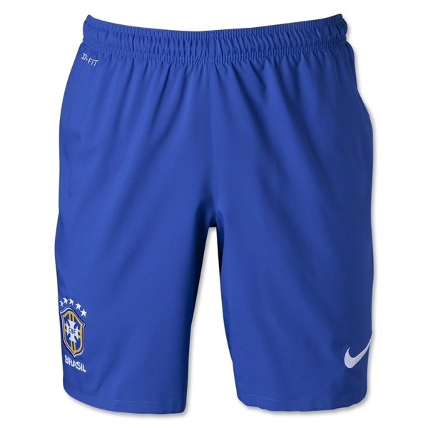 Brazil 2013 Home Soccer Short