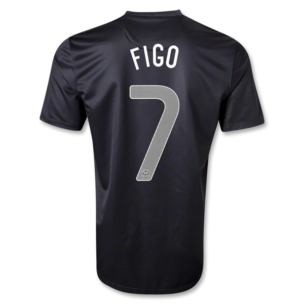 Portugal 2013 FIGO Away Soccer Jersey