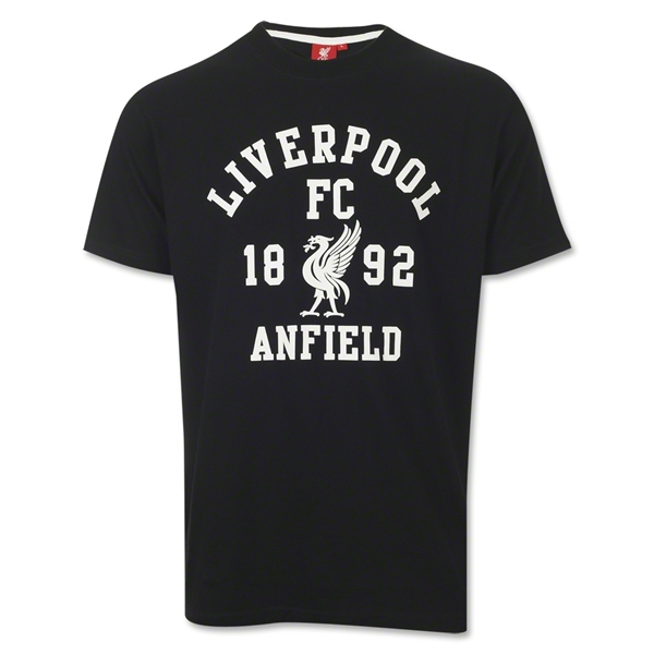 Liverpool Graphic T-Shirt (Black)