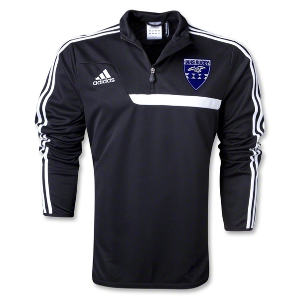 Rugby Iowa Training Top (Black)
