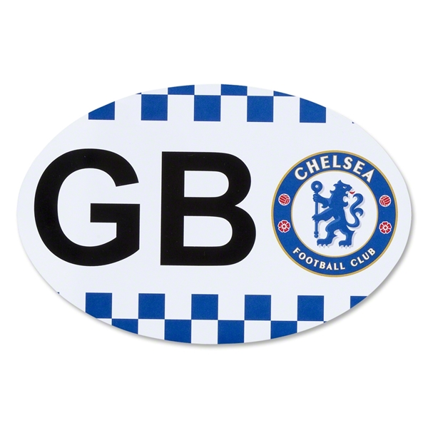 Chelsea GB Sticker