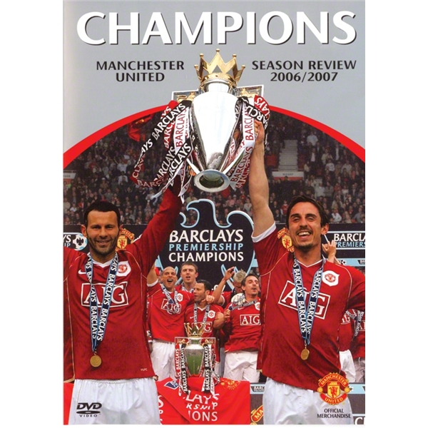 Manchester United 06/07 Season Review