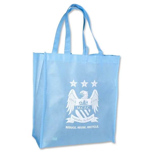 Manchester City Reusable Bag
