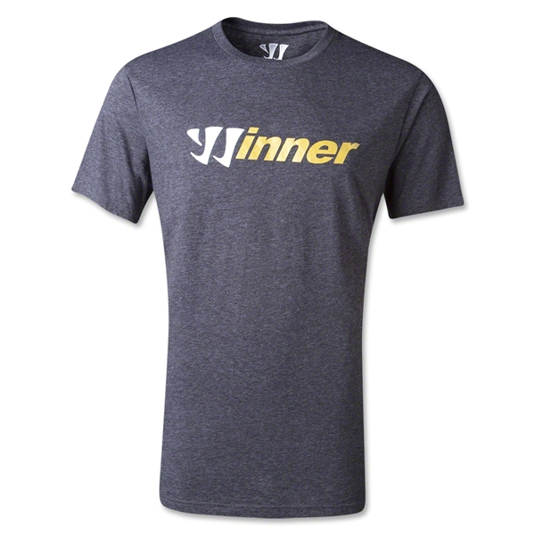 Warrior Winner 50/50 T-Shirt (Gray)