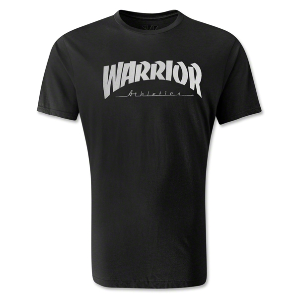 Warrior Athletics 50/50 T-Shirt (Black)