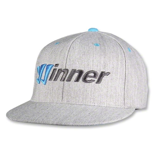 Warrior Winner Cap (Gray)