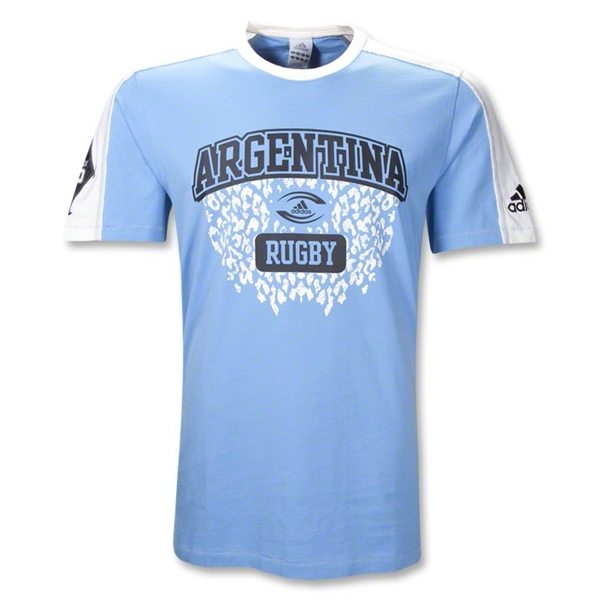 Argentina Youth 16th Man SS Rugby T-Shirt