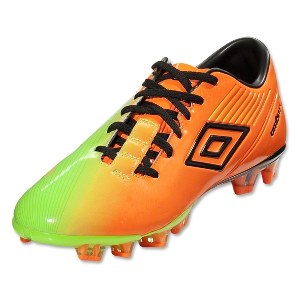 Umbro GT2 Pro FG (Neon Orange/Black/Neon Green)