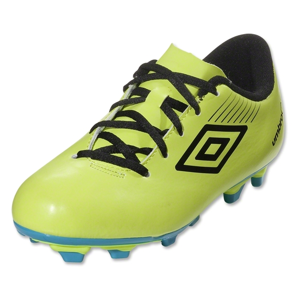Umbro GT2 Shield Junior FG (Neon Yellow/Black)