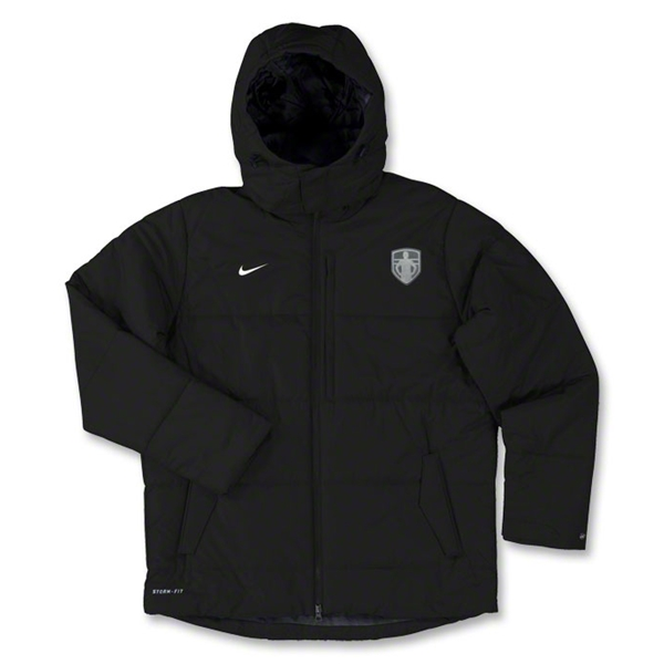 StandUp Nike Subzero Filled Jacket (Black)