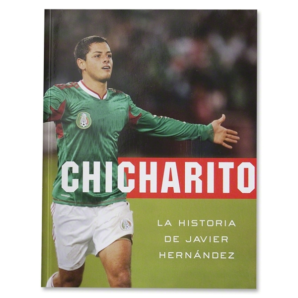 Chicharito Book