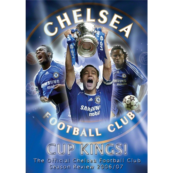 Chelsea Season Review 06/07