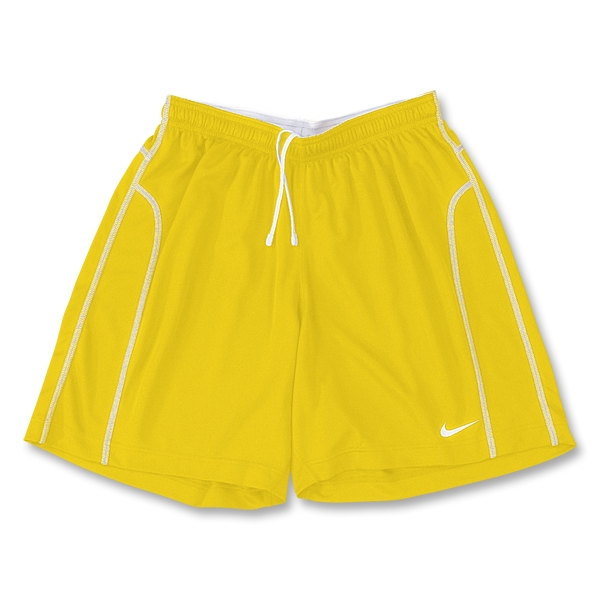 Nike Brasilia III Game Soccer Shorts (Gold)