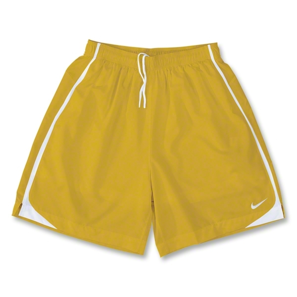 Nike Rio II Game Soccer Shorts (Gold)