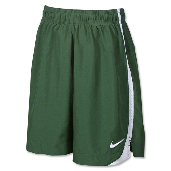 Nike Rio II Game Soccer Shorts (Green)