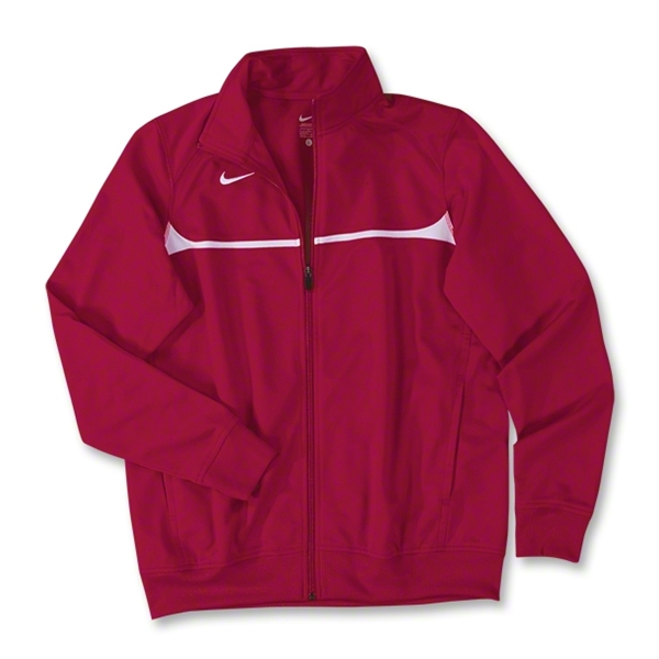 Nike Rio II Warm-Up Jacket (Cardinal)