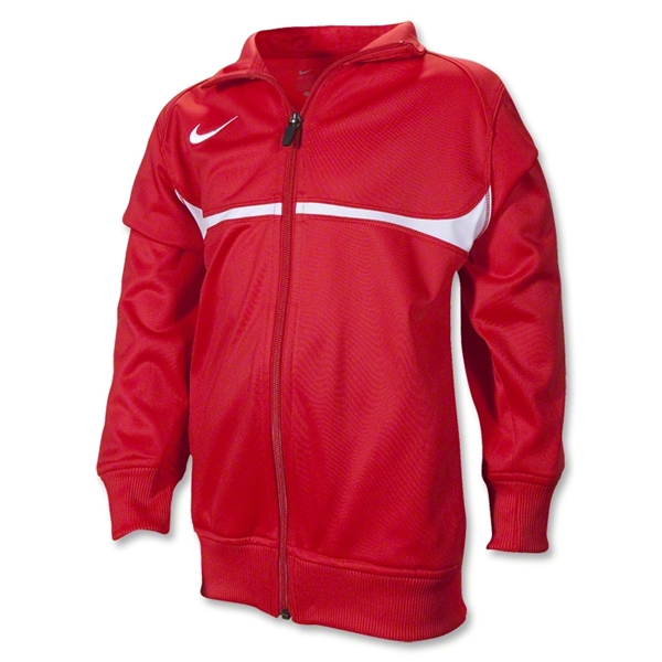 Nike Rio II Warm-Up Jacket (Red)