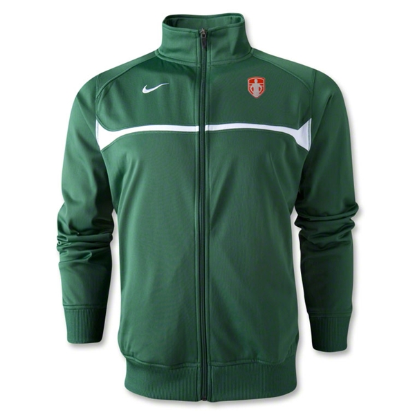 StandUp Rio II Warmup Jacket (Green)