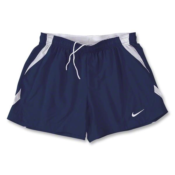 Nike Women's Mystifi Game Soccer Shorts (Navy)