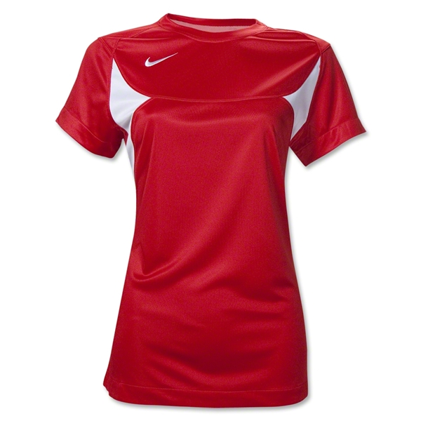 Nike Women's Pasadena Team Jersey (Red)
