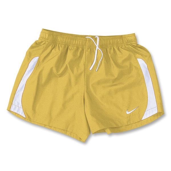 Nike Women's Pasadena II Game Short (Gold)