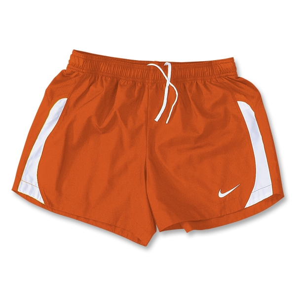 Nike Women's Pasadena II Game Short (Orange)