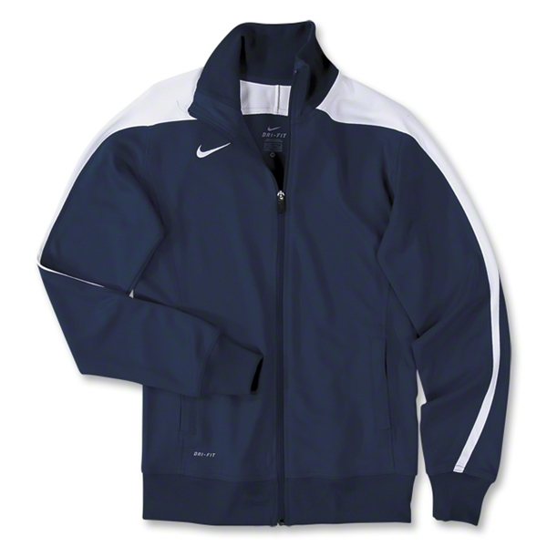 Nike Women's Mystifi Training Jacket (Navy)