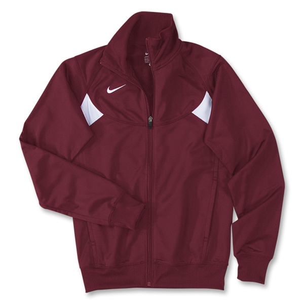 Nike Women's Pasadena II Warm-Up Jacket (Cardinal)