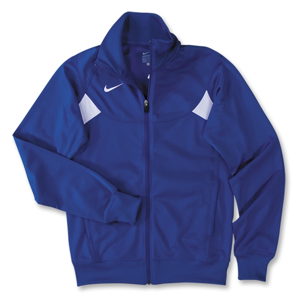 Nike Women's Pasadena II Warm-Up Jacket (Royal)