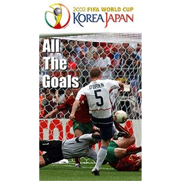 World Cup 2002 All the Goals DVD