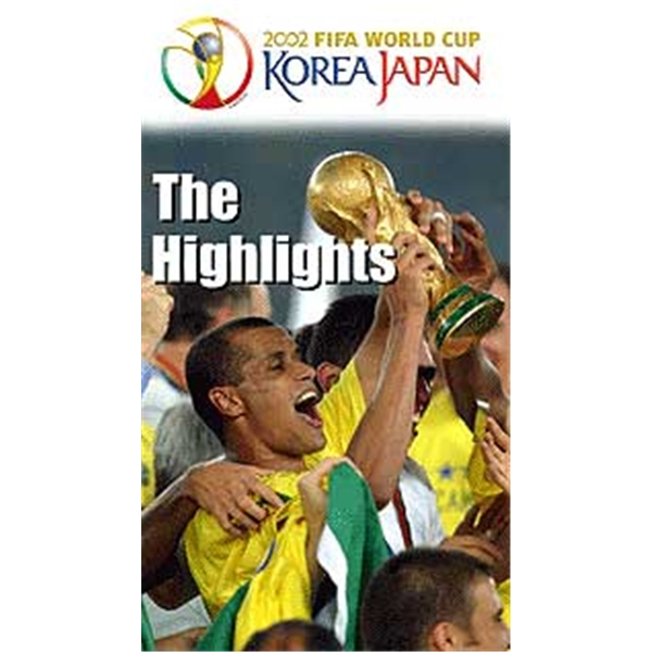 World Cup 2002 Highlights DVD