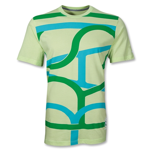 Brazil Core Bold T-Shirt (Green)