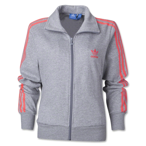 adidas Originals Women's adi Firebird Track Top 2013 (Gray)
