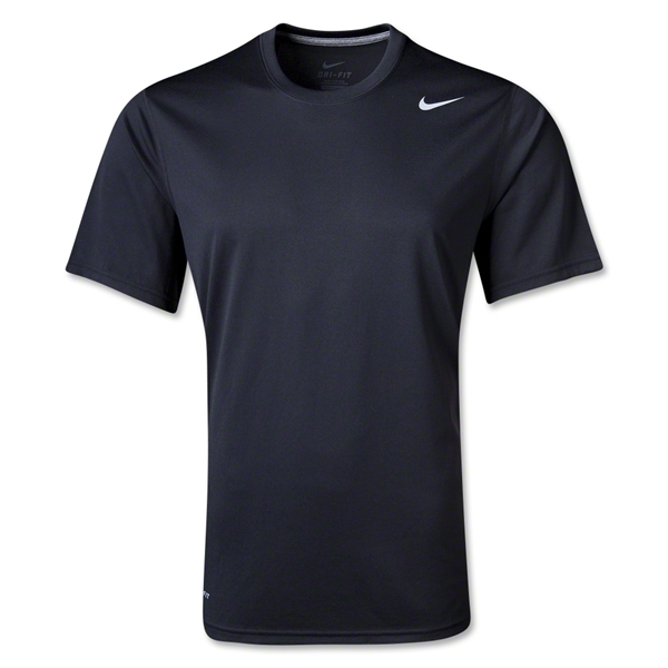 Nike Legend Poly Top (Black)