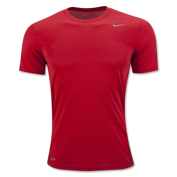 Nike Legend Poly Top (Red)